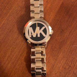 Michael Kors gold tone watch - like new!!!